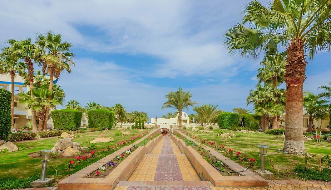 Triton Empire Beach Resort Hurghada Niedrige Preise